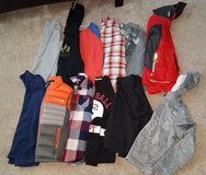 Boys size 16 lot , great conditon clothes some new in Morris, Illinois