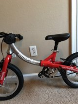 Little Big Bike for Toddlers (Red) in Beaufort, South Carolina