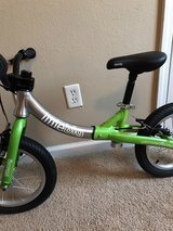 Little Big Bike for Toddlers (Green) in Beaufort, South Carolina