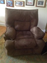 Pair of recliners in Aurora, Illinois