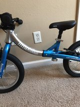 Little Big Bike for Toddlers (Blue) in Beaufort, South Carolina