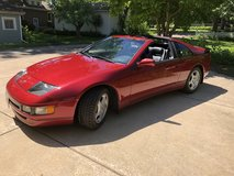 Nissan 300ZX 2+2 with T-Tops like new in Aurora, Illinois