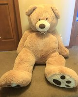 Giant Plush Bear (NEW) in Bartlett, Illinois