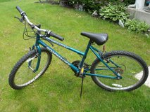 "Mt. Ascent Roadmaster 18 speed 24"" women's mountain bike bicycle in Naperville, Illinois"