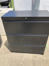 3 Drawer Filing Cabinet 36 x 19 x 42 with Lock & Key in Fort Knox, Kentucky