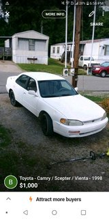 98 Toyota camry needs shocks in Fort Campbell, Kentucky