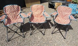 3 large chairs in Alamogordo, New Mexico