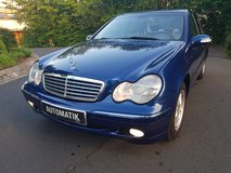 04 Automatic Mercedes C200 Kompressor * 45000 MILS = 74000 KM ONLY * 2 Years inspection in Spangdahlem, Germany