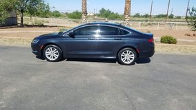 Loaded! 1-owner! 2017 Chrysler 200! in Alamogordo, New Mexico