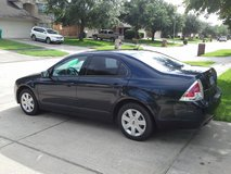 Safe/Everyday.  2008 Ford Fusion, low miles in Spring, Texas