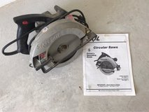 "7 1/4"" circular saw in Plainfield, Illinois"