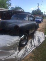 1950 Chevy fleetline 2dr clear title in hand in Fort Polk, Louisiana