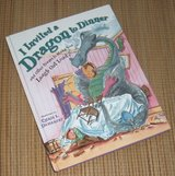 I Invited a Dragon to Dinner and Other Poems to Make You Laugh Out Loud Hard Cover Book in Plainfield, Illinois