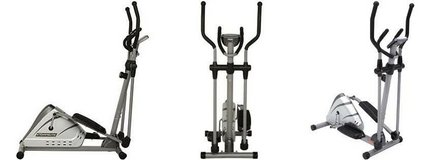 Brand new exerpeutic 1000xl magnetic elliptial trainer in 29 Palms, California
