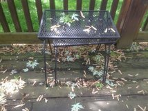Wrought Iron nesting tables in Naperville, Illinois