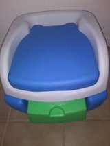 Evenflo Deluxe Potty Chair & Step Stool in Vista, California