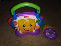 Fisher Price Laugh 'n Learn CD Player in Vista, California