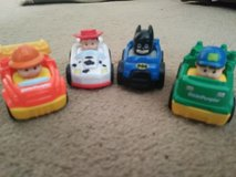 Fisher Price.Little People Vehicles in Vista, California