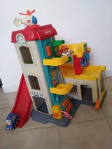 Vintage Fisher Price Multi-level Garage w/ Sounds in Camp Pendleton, California