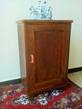 Antique nightstand side table Telephone table in Ramstein, Germany