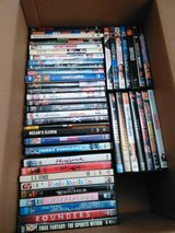 90 DVDs LOT in 29 Palms, California