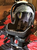 CRAGO baby car seat with base,fit in any CRAGO strollers kick in in Ramstein, Germany