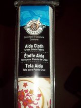 "29.5 x 36"" Aida Clothe for Needle Point Crafts in Camp Lejeune, North Carolina"