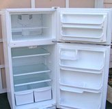 Refrigerator-18 Cubic Foot-White in Perry, Georgia