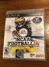 NCAA Football 14 PS3 in Fort Leonard Wood, Missouri