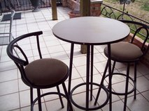 Tall Table & Two Chairs in Alamogordo, New Mexico