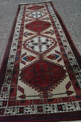 Hand-knotted Orient Runner  Rug about 345 x 105 cm ( 135x41 inches ) in Wiesbaden, GE