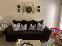 couch & loveseat set in Macon, Georgia