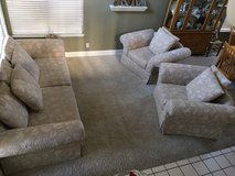 Livingroom Set (Couch & 2 Chairs) in Travis AFB, California