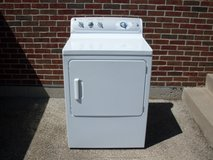 GE Gas Dryer. 3.5 Yrs Old. Nice! in Lockport, Illinois