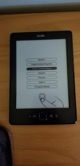 Kindle 4th Generation w/Case in Naperville, Illinois