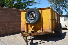 4' x 6' Solid Side Utility Trailer in Alamogordo, New Mexico