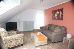 Romantic TLA / TLF / TDY  in Ramstein, 2 bedroom, 1 st move in after complete renovation in Ramstein, Germany