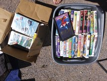 Disney and children vhs tapes in Alamogordo, New Mexico