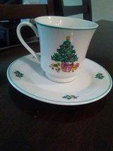 8 coffee/tea cups with saucers in Naperville, Illinois