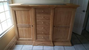 German cabinet/ hutch/ side board in Fort Belvoir, Virginia