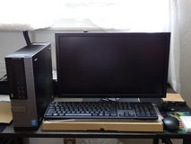 Dell OptiPlex 7020 Core i5 Quad CPU @ 3.30GHz, 8GB RAM and Monitor in Alamogordo, New Mexico