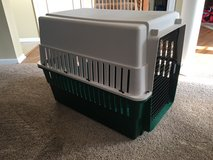 Large Dog Kennel Used Good Condition in Joliet, Illinois