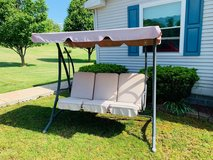 Three-Seater Deluxe Padded Swing in Fort Knox, Kentucky