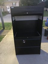 2 Drawer Storage Cabinet No Key 36L x 18.5W x 65T in Fort Knox, Kentucky