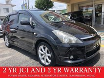 2 YR JCI AND 2 YR WARRANTY!! 2004 TOYOTA WISH 2.0Z!! FREE LOANER CARS AVAILABLE NOW!! in Okinawa, Japan