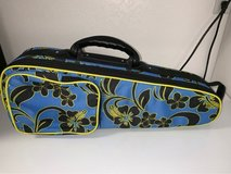 Soft Violin max case with shoulder straps in Yucca Valley, California