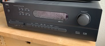 NAD 5 channel Receiver - Amazing sound quality in Stuttgart, GE