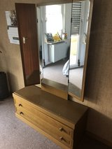 small dresser with mirror in Ramstein, Germany