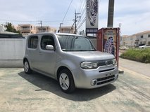 2 YEAR WARRANTY 2011 Nissan Cube - Clean - NAVI - Compare/$ave Others Offer LESS Warranty in Okinawa, Japan