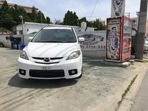 2 YEAR WARRANTY 2006 Mazda Premacy - One Owner Super Low KMs - Clean - Compare in Okinawa, Japan